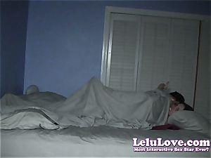 Lelu Love-Sneaky roomy facialed hookup