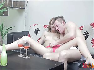 legitimate Videoz - Alexis Crystal - Morning coffee and bang-out