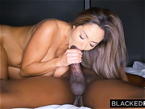 BLACKEDRAW Ava Addams Is plowing bbc And Sending pics To Her spouse