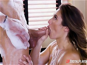 Eva Lovia craves a massive man-meat down her minge