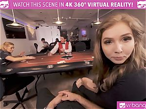 VRBangers.com-Busty honey is pulverizing rigid in this agent