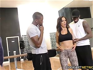Nikki Benz enjoys ass fucking with bbc - cheating Sessions