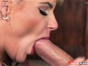 youthfull dude Danny Dee pulverizes his ex-girlfriend's huge-chested mother Phoenix Marie