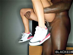 BLACKEDRAW Evelin Stone Will Do ANYTHING For Her bbc father