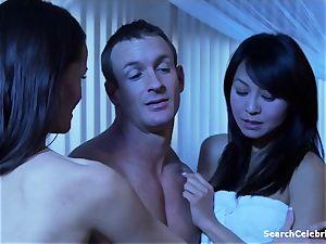 Christine Nguyen & Raven Alexis - super-sexy Wives Sinsations