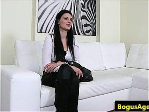 euro babe audition for porno