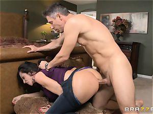 Ariella Ferrera gets forgiven with some ass-fuck fuck-a-thon