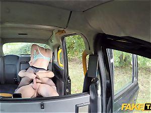 fake taxi british blondie sweetheart Amber Jayne