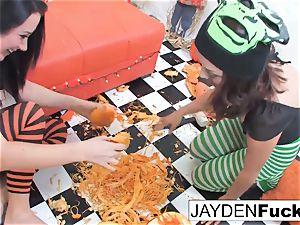 Jayden and Kristina's Pumpkin joy