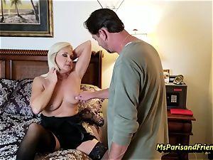 Evan's Anniversary sex with Ms Paris Rose