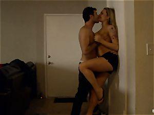 Dahlia's home video orgy gauze with James Deen