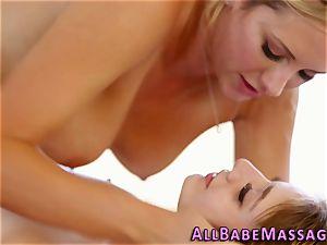 teenage ate by massagist