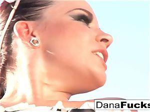 Dana the maid in a super hot orgy