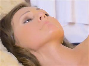 Tina Kay anxious to get Kristos knob deep in her
