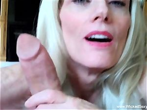 two spunk-pumps For fledgling GILF mommy
