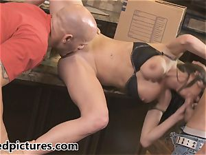 Veronica Avluv gets her revenge with a super-fucking-hot three-way