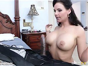 Phoenix Marie is prepared to take a huge ebony bone in her fuckbox