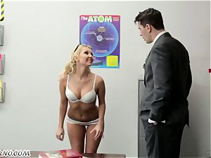 professor seduced and torn up his college girl