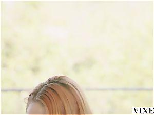 VIXEN torrid Spanish girl's allurement