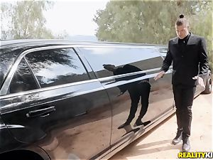 Jessa Rhodes fucked in the limo